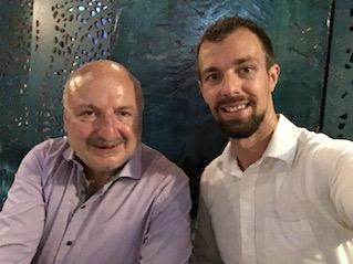 Dr. Alexander Elder and Trader Markus