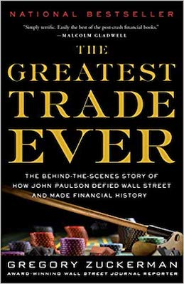Gregory Zuckerman - The Greatest Trade Ever - Review