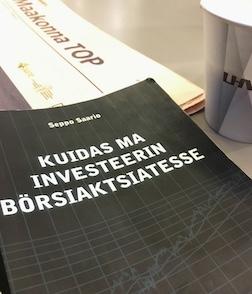 Seppo Saario Kuidas ma investeerin borsiaktsiatesse
