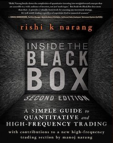 Rishi K. Narang - Inside the Black Box - Review