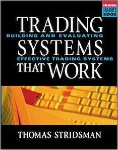 Thomas Stridsman - Trading Systems That Work - Review