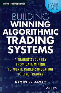 Kevin J. Davey - Building Winning Algorithmic Trading Systems - Review